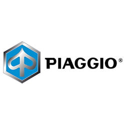 Piaggio Logo AAH Scooters
