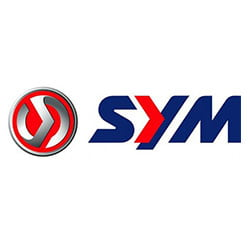 SYM logo AAH Scooters