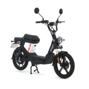 AGM Goccia Zwart AAH Scooters