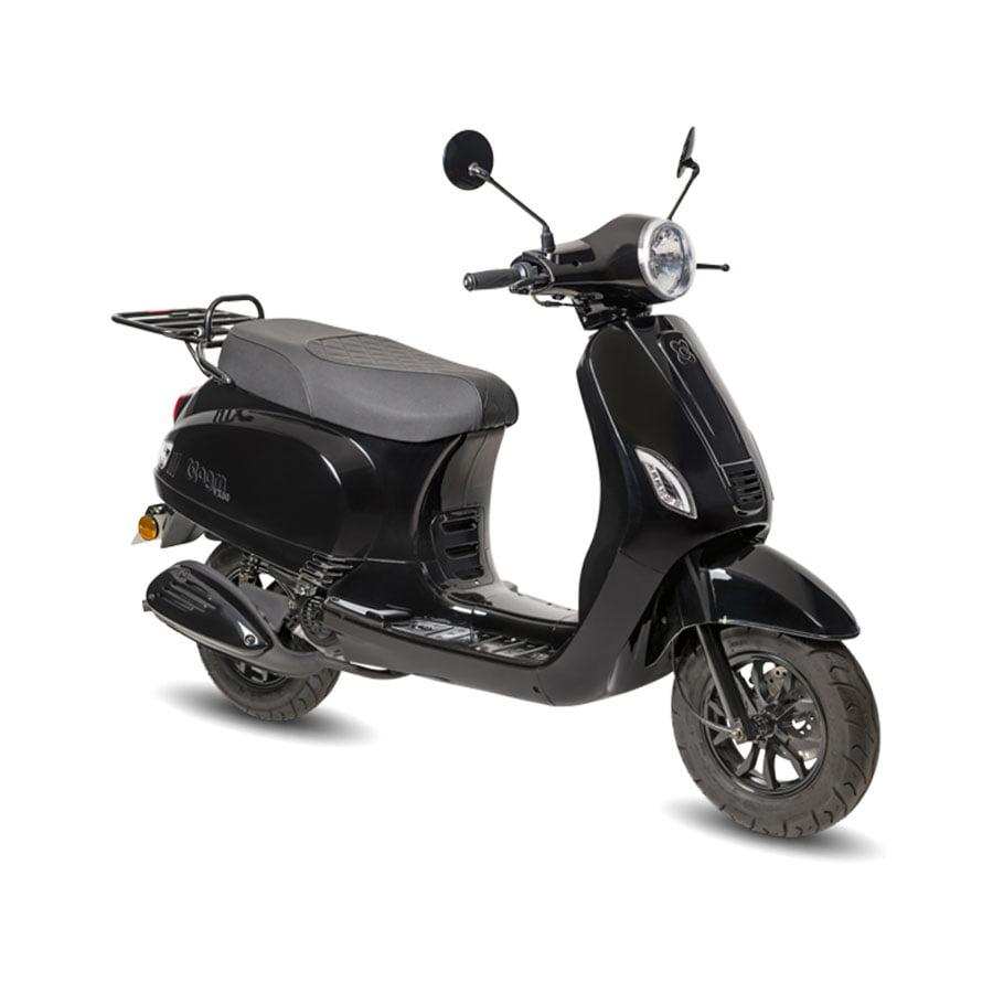 AGM VX50 Zwart AAH Scooters