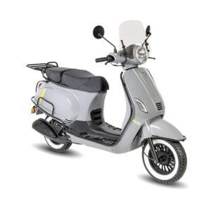 BTC Riva i Luxury Grijs AAH Scooters