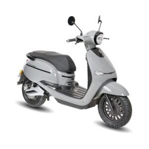 BTC eCruise grijs AAH Scooters