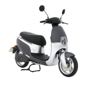 Ecooter ECO 1 Grijs-Wit AAH Scooters