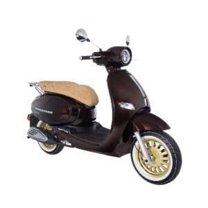 GTS Cappucino Havana Brown AAH Scooters