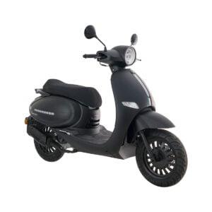 GTS Cappucino Sport Mat Carbon Black AAH Scooters