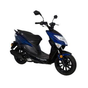 GTS Enzo Marino Blue AAH Scooters