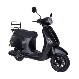 GTS Toscana Dynamic Mat Carbon Black AAH Scooters