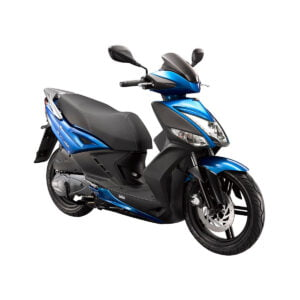 Kymco Agility 16 Mat Blauw AAH Scooters