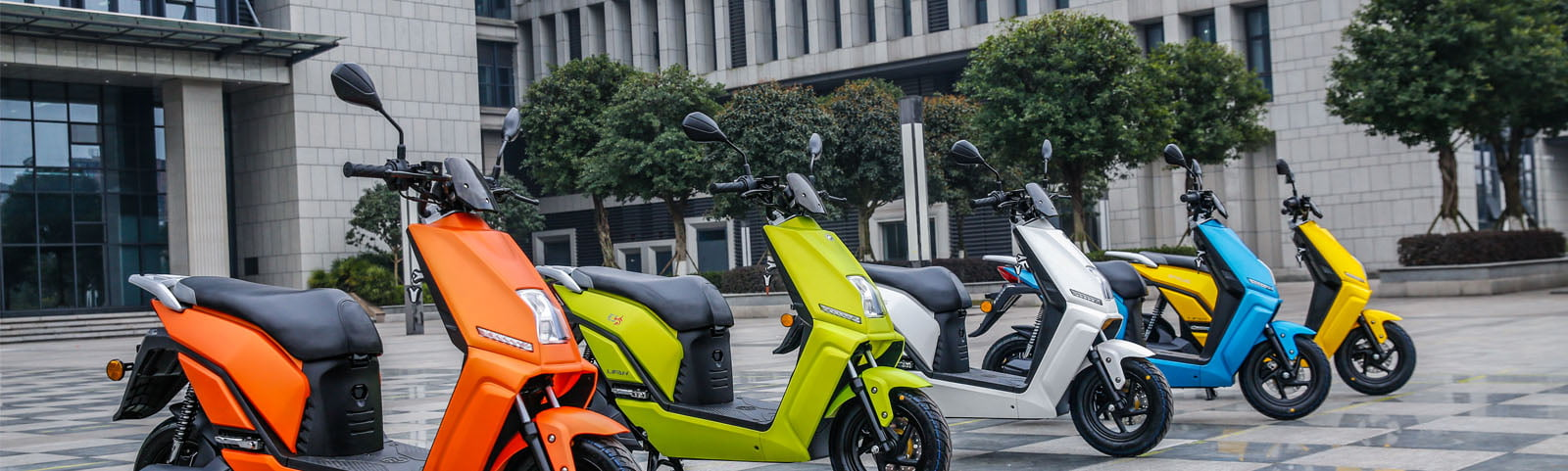 Lifan Scooters