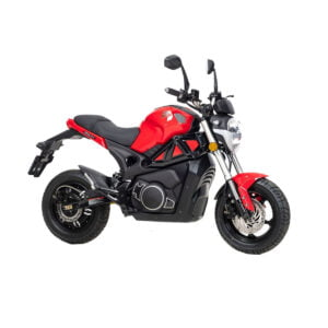 Nipponia Gomax Drag on-E Rood AAH Scooters