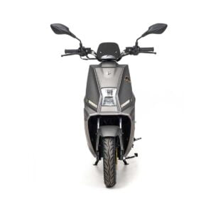 Lifan-E3-Lux-Mat-Titanium-zijkant-AAH-Scooters