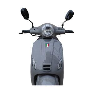 Italia Verona Nardo Grey- AAH Scooters_2