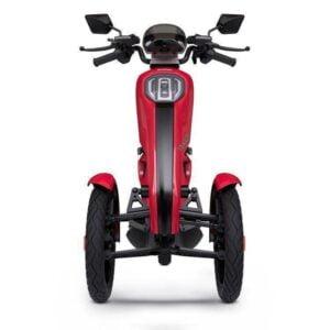AAHScooters Doohan itango Rood Voorkant