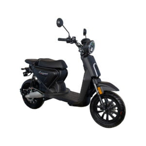 AAHScooters GTS E-Conimic Zwart