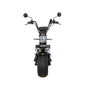 AAHScooters HL 4.0 Black voorkant