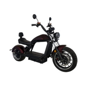 AAHScooters HL 6.0 Wine Red