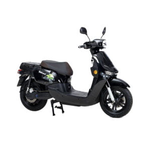 AAHScooters Nipponia F7 Zwart