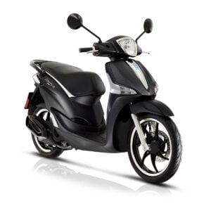 AAHScooters Piaggio Liberty S_Zwart