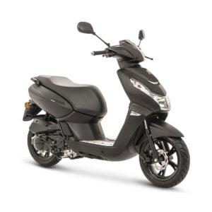 AAHScooters_Peugeot_Kisbee Black edition_Matt Black