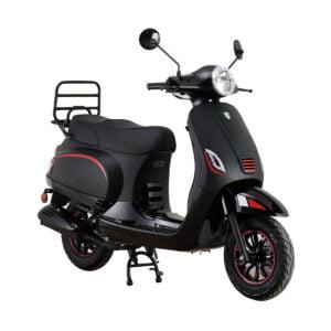 AAH Scooters Italia Verona Black Sport